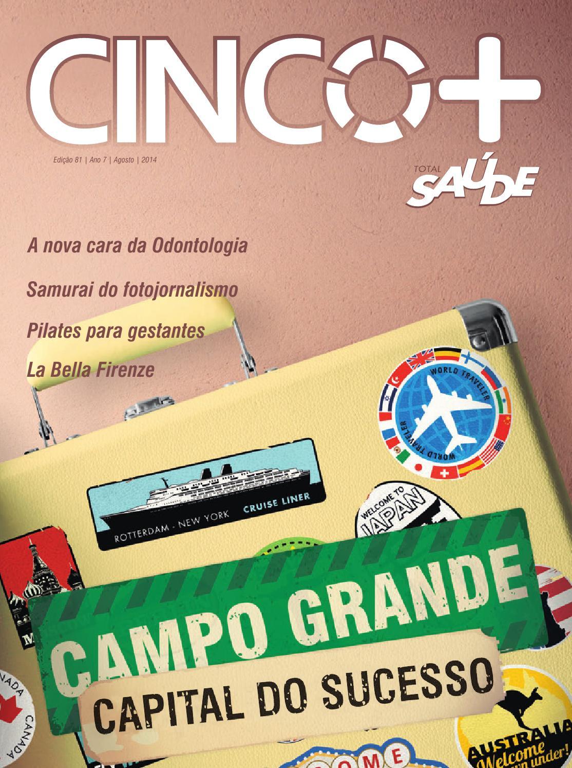 Campo Grande  Capital do Sucesso  Agosto 2014  by Revista Cinco + - issuu a47a08b3bc
