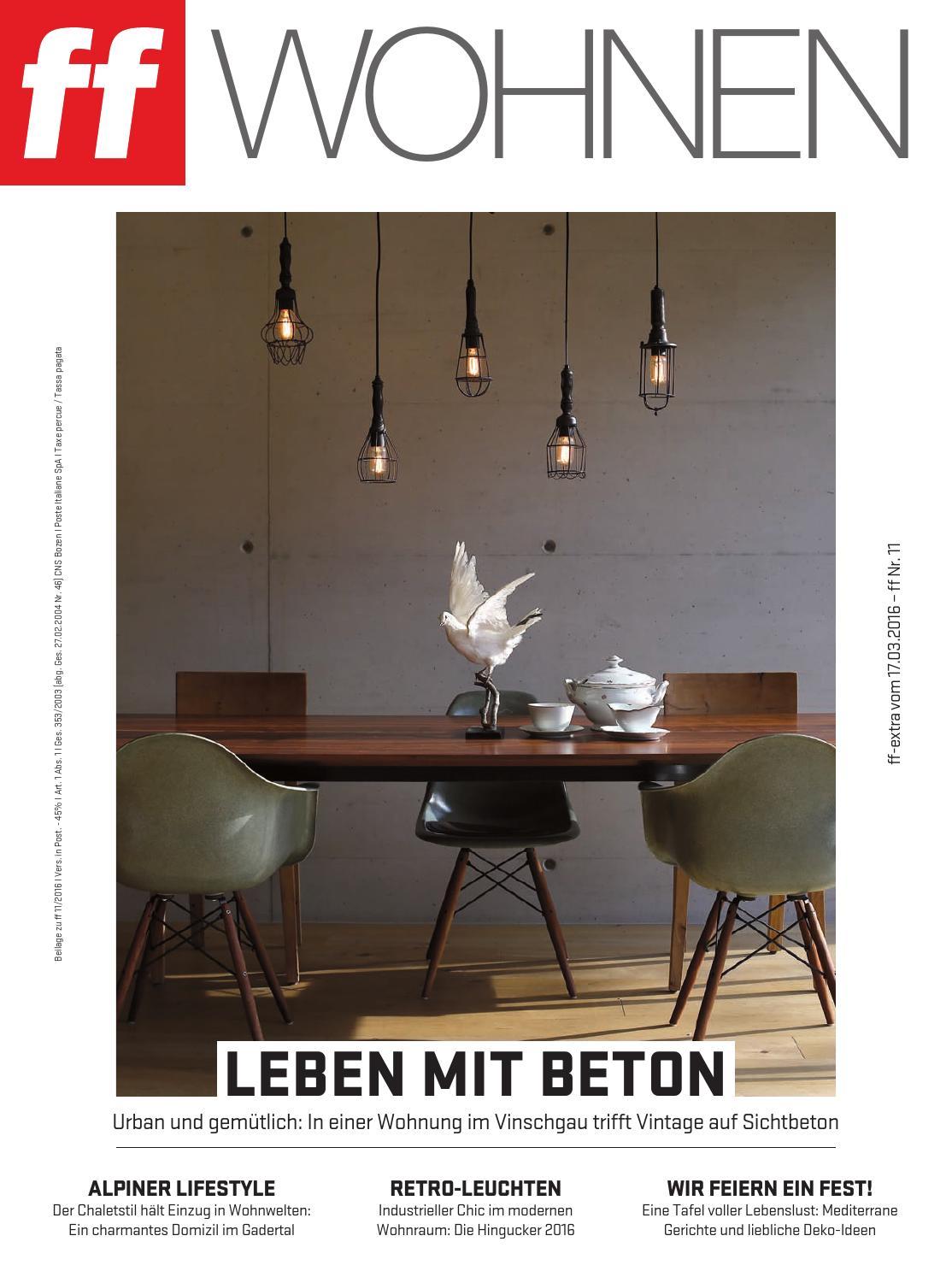 ff Extra Wohnen 11-2016 by FF-Media GmbH - issuu