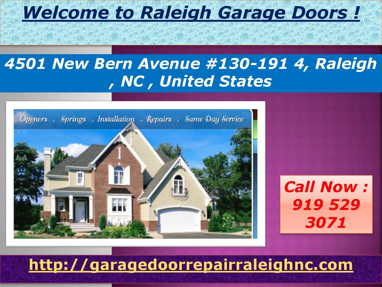 Garage Door Repair In Raleigh Nc By Garagedoorrepairraleighnc Issuu