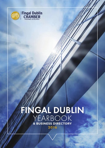 3e5f98457 Fingal Dublin Yearbook & Business Directory 2016 by Ashville Media ...