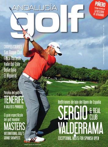 26ecf81bd Revista Andalucía Golf Nº 234 - Marzo 2016 by Golf Red - issuu