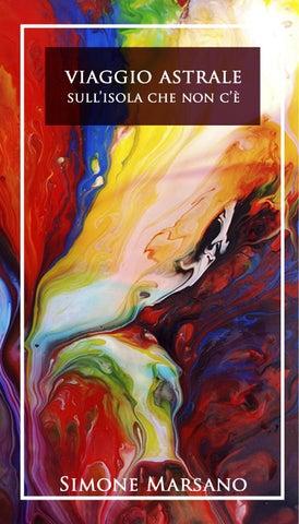 Creatività E Dimensione Onirica By Simone Marsano Issuu