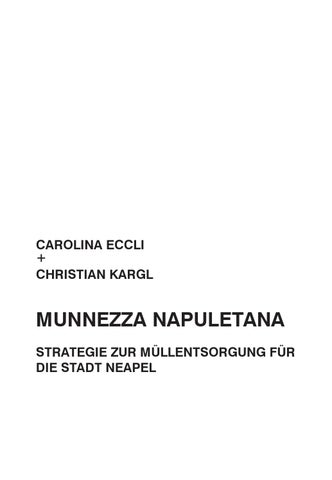 MUNNEZZA NAPULETANA by Christian Kargl - issuu