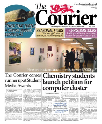 Courier 1323 By The Courier Online Issuu