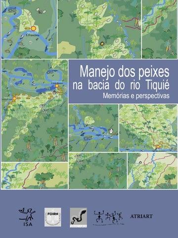 f81ea4943a Manejo dos peixes na bacia do rio Tiquié  Memórias e perspectivas by ...