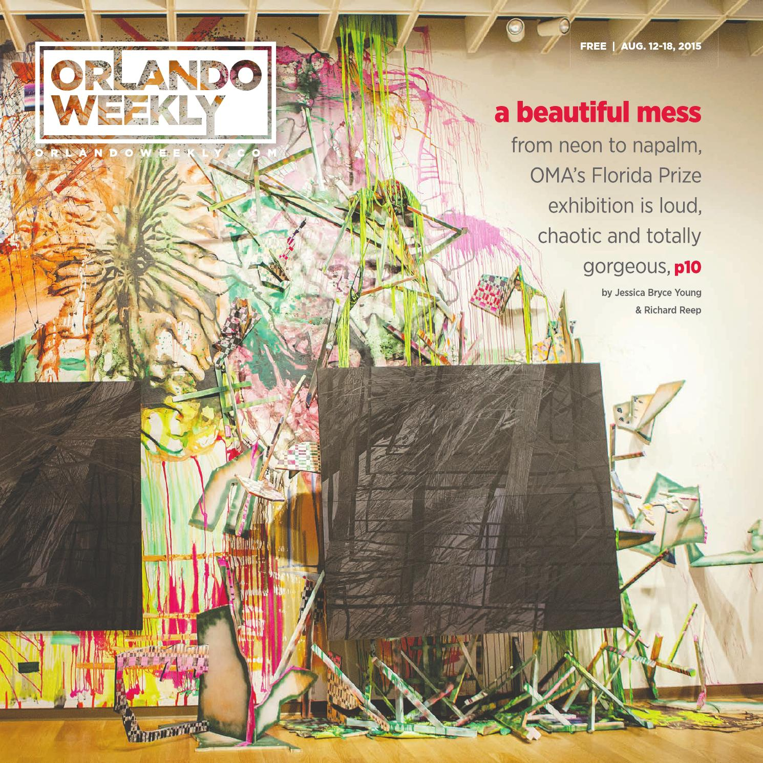 01030f89d Orlando Weekly August 12, 2015 by Euclid Media Group - issuu