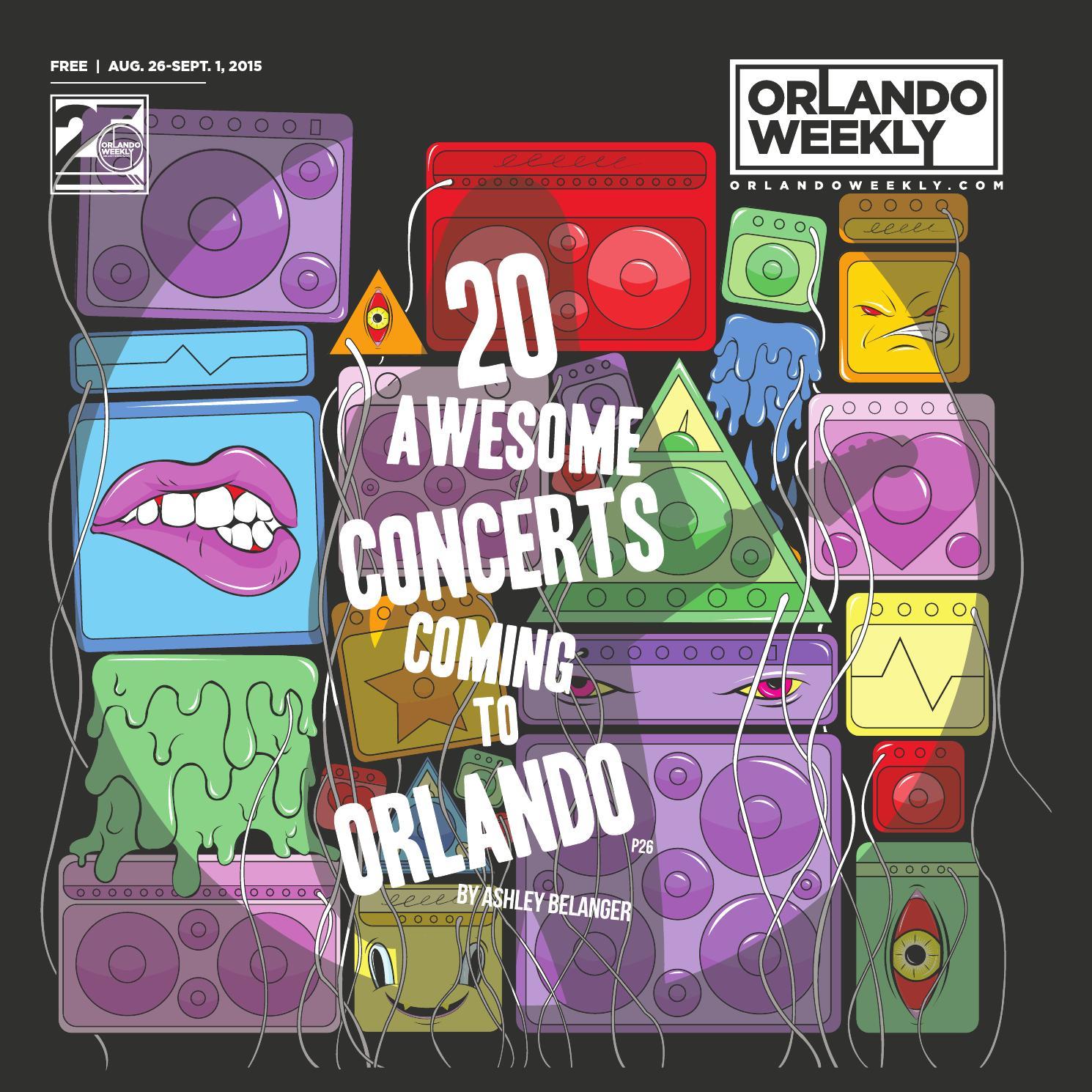 dcd696730bfa7 Orlando Weekly August 26