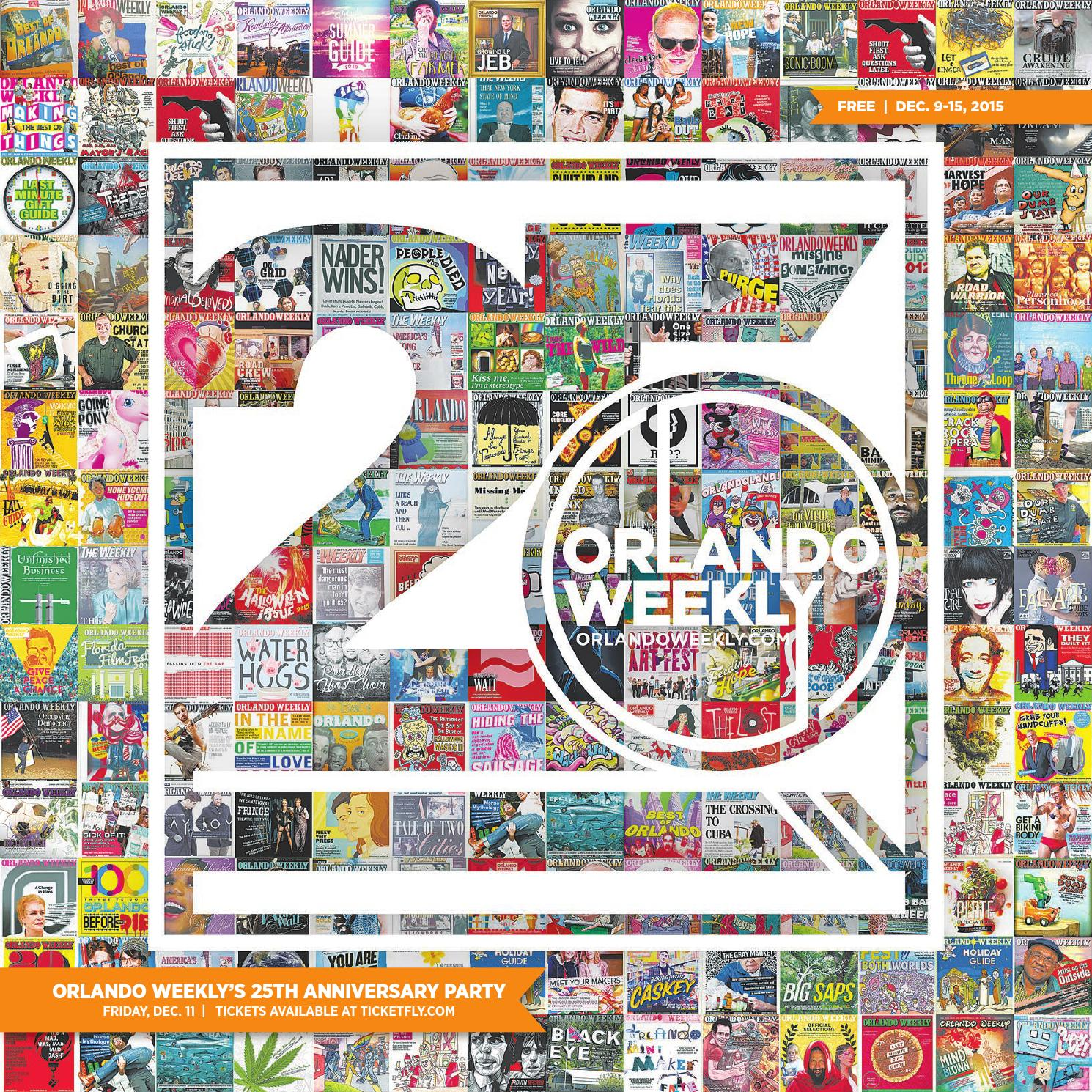 Orlando Weekly December 09, 2015 by Euclid Media Group - issuu