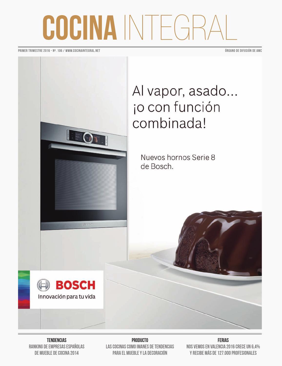 Cocina Integral 106 by COCINAINTEGRAL - issuu