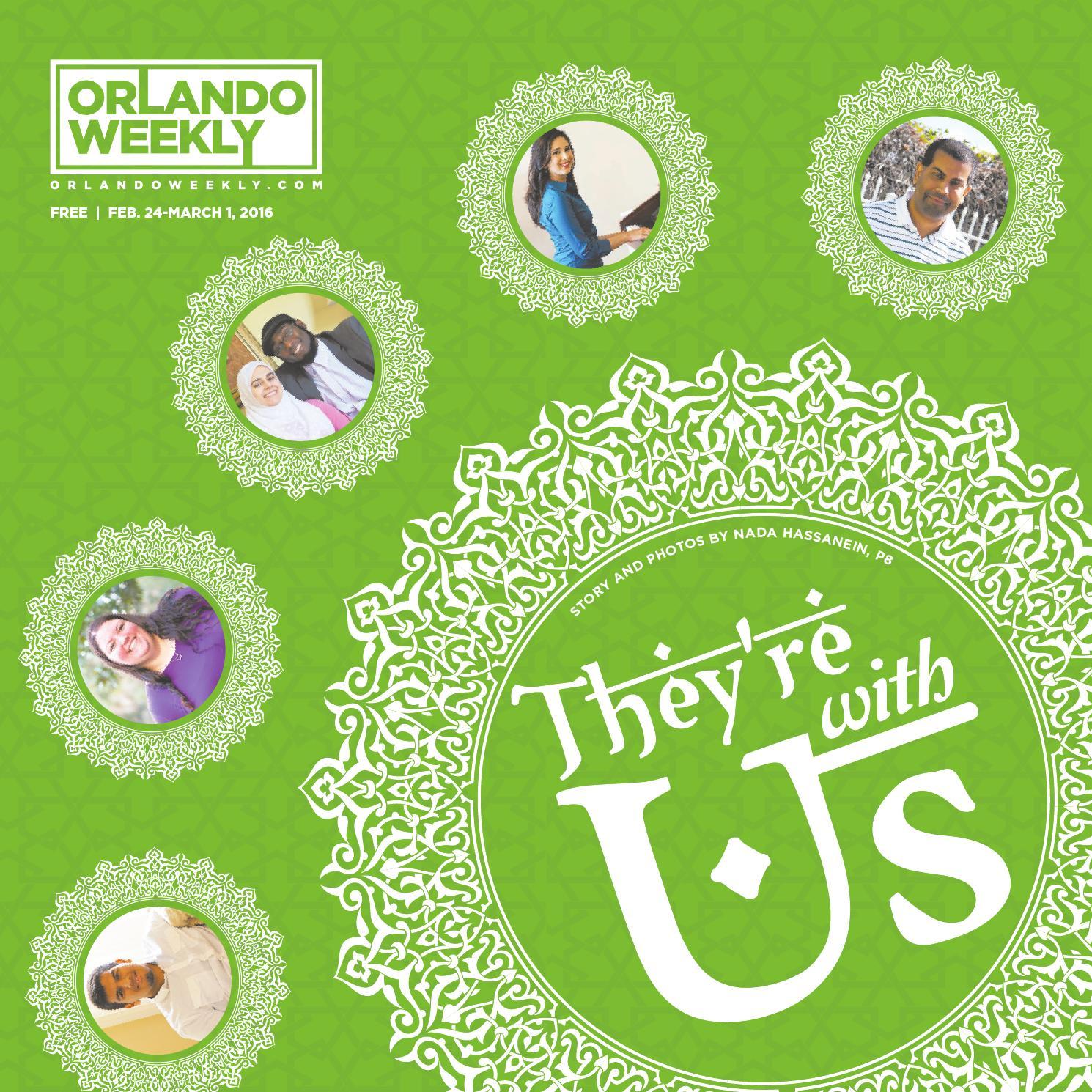 Orlando Weekly February 24, 2016 by Euclid Media Group - issuu