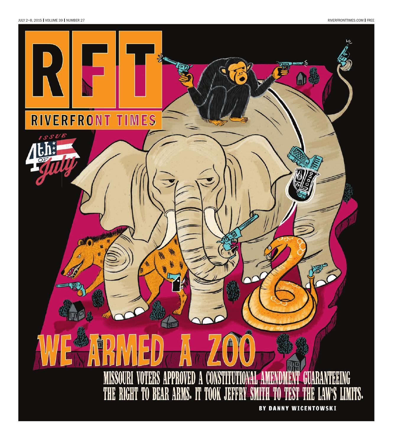 Riverfront Times July 2 2015 by Euclid Media Group issuu