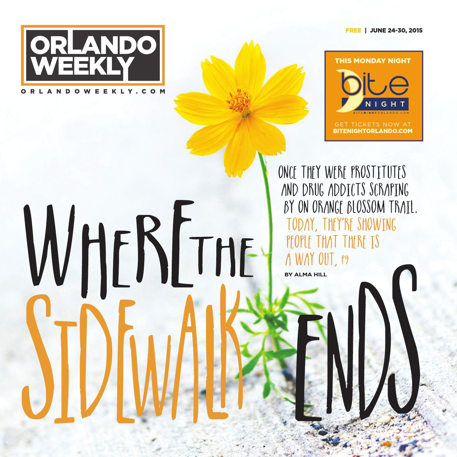 Orlando Weekly June 24 2015 By Euclid Media Group Issuu