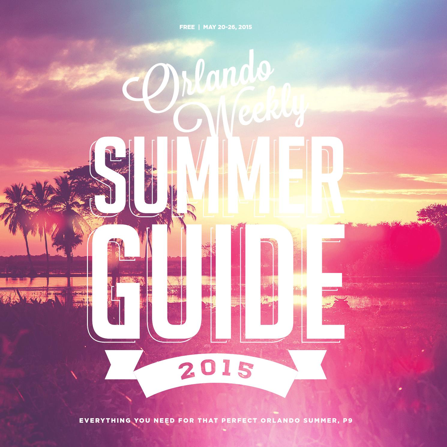 Orlando Weekly May 20 2015 By Euclid Media Group Issuu