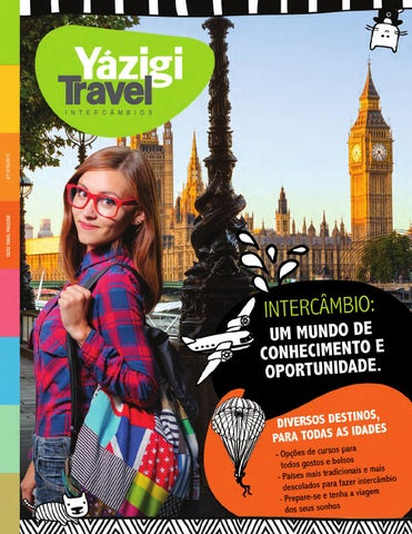 Yázigi Travel Magazine  7 by Yázigi Travel - issuu b0e8c8ea2f3fd