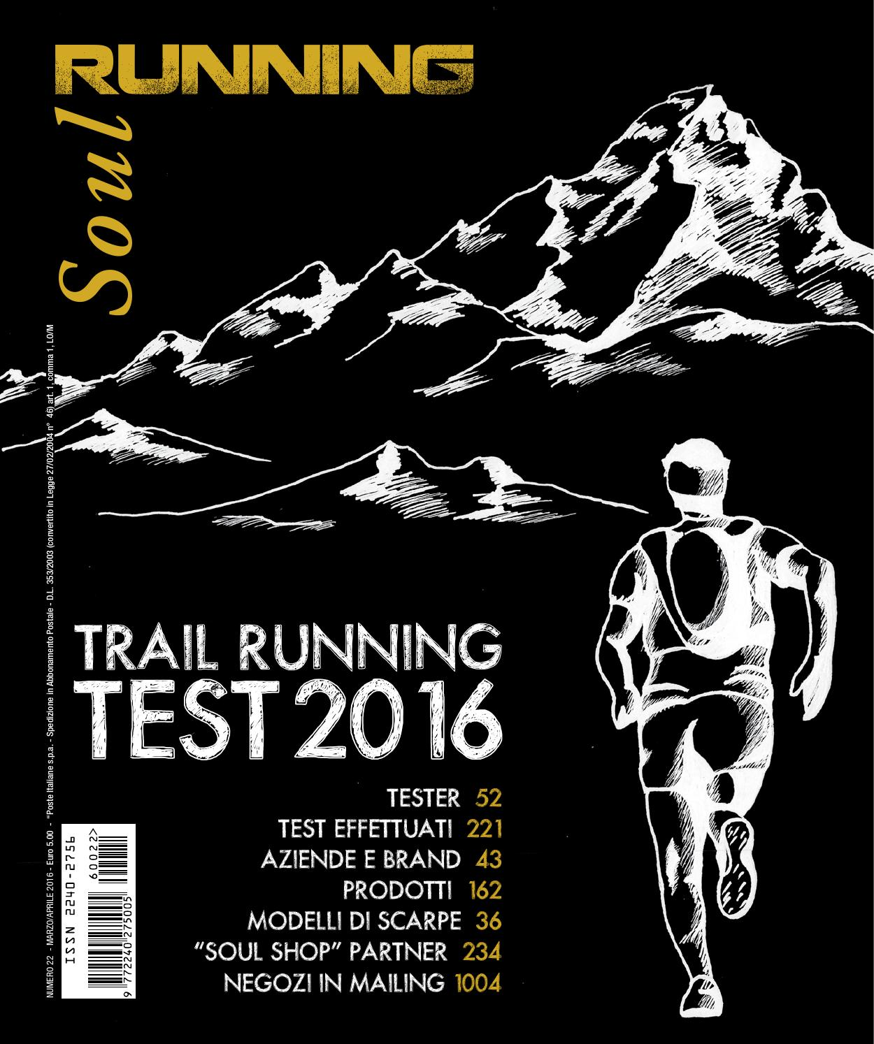 Soul Running  22 - trail running test 2016 by SoulRunning - issuu 8b79627ee6c