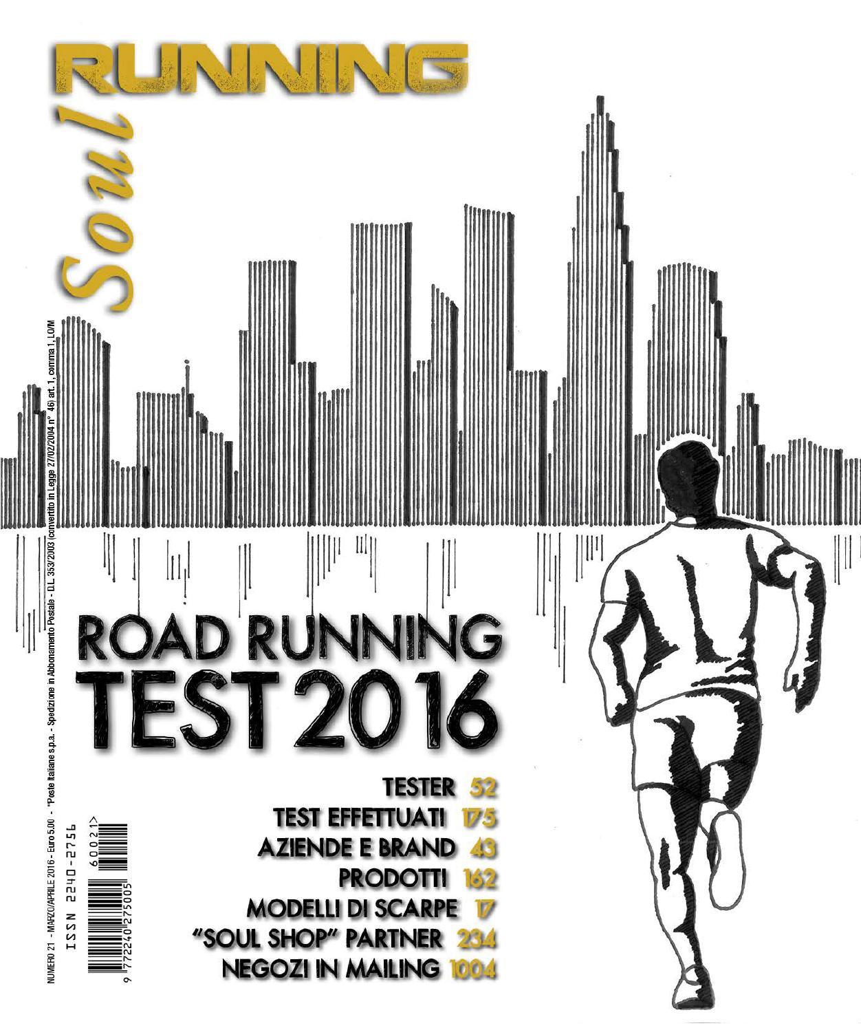 Soul Running  21 - road running test 2016 by SoulRunning - issuu f4f1d96f5da