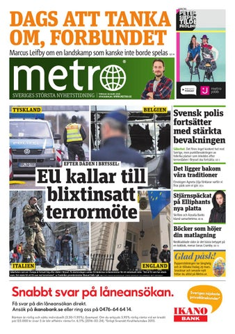 new product 52be2 2585f 20160324 se stockholm by Metro Sweden - issuu