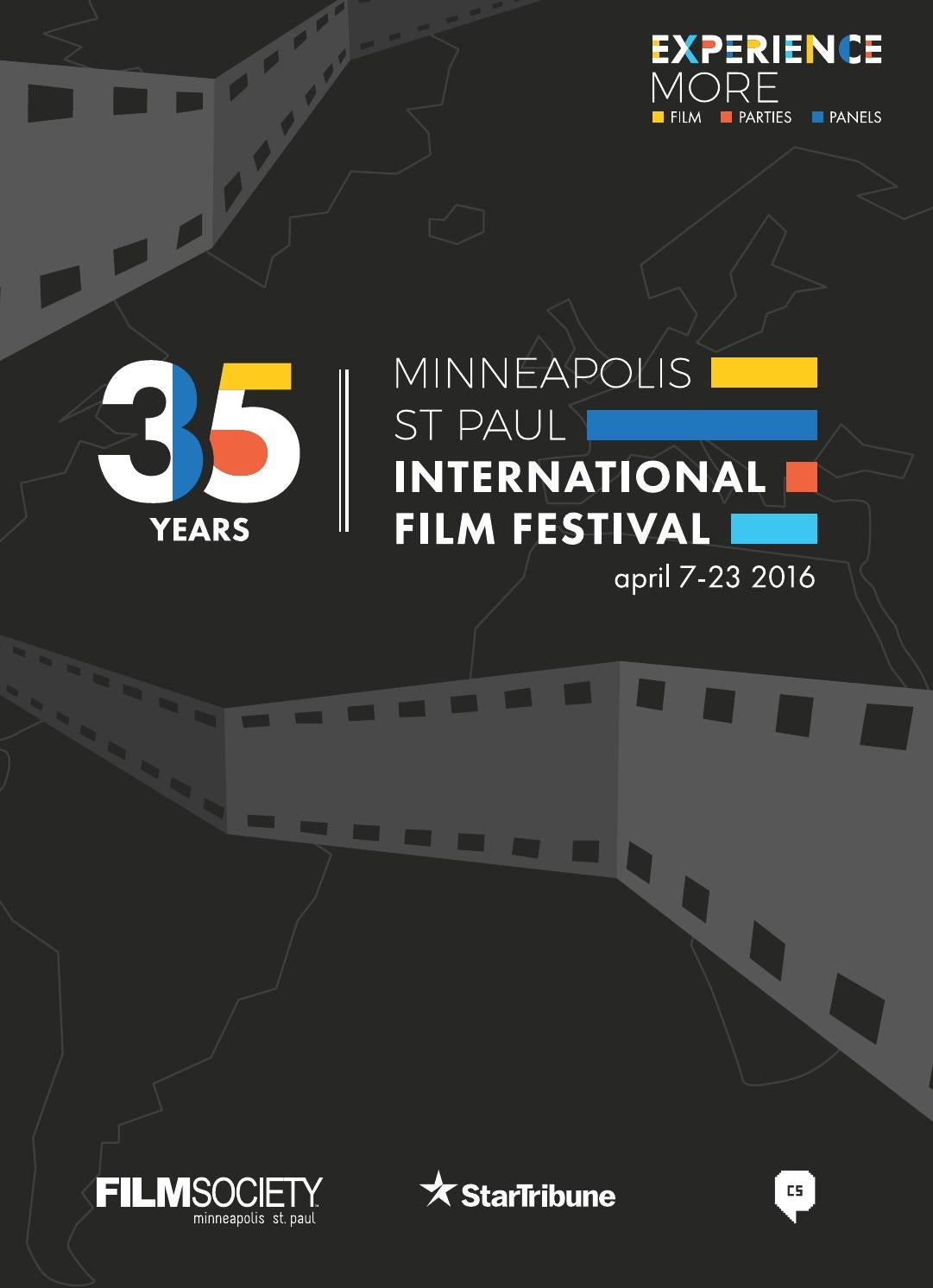 2016 MSPIFF Official Guide by The Film Society of