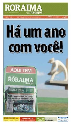 jornal roraima em tempo edição 292 período de visualização