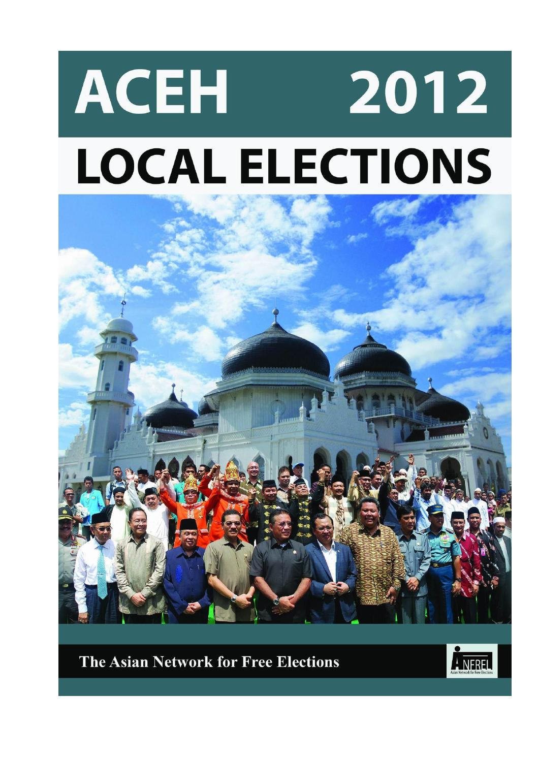 Aceh mission findings report by Anfrel - issuu