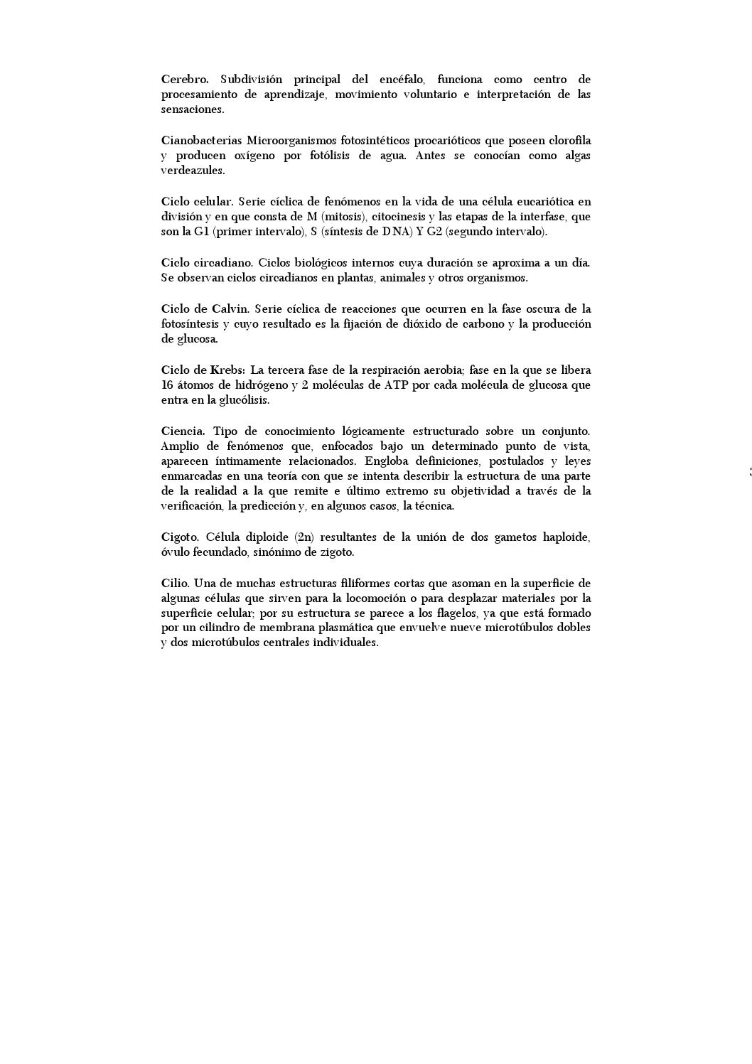 Biologia 1 By Club De Matemáticas Y Ciencias Issuu