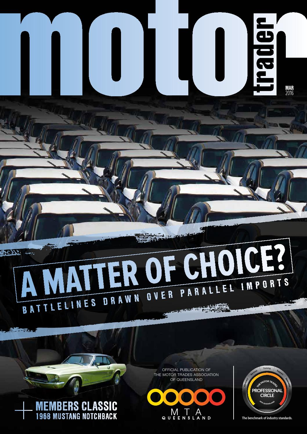 Motor trader march 2016 by mtaq it issuu fandeluxe Choice Image