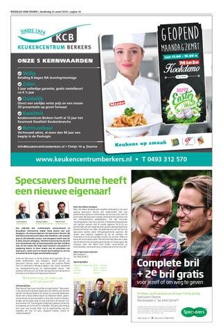 eeb5adb1f43a50 Weekblad voor Deurne wk12 by Das Publishers! - issuu
