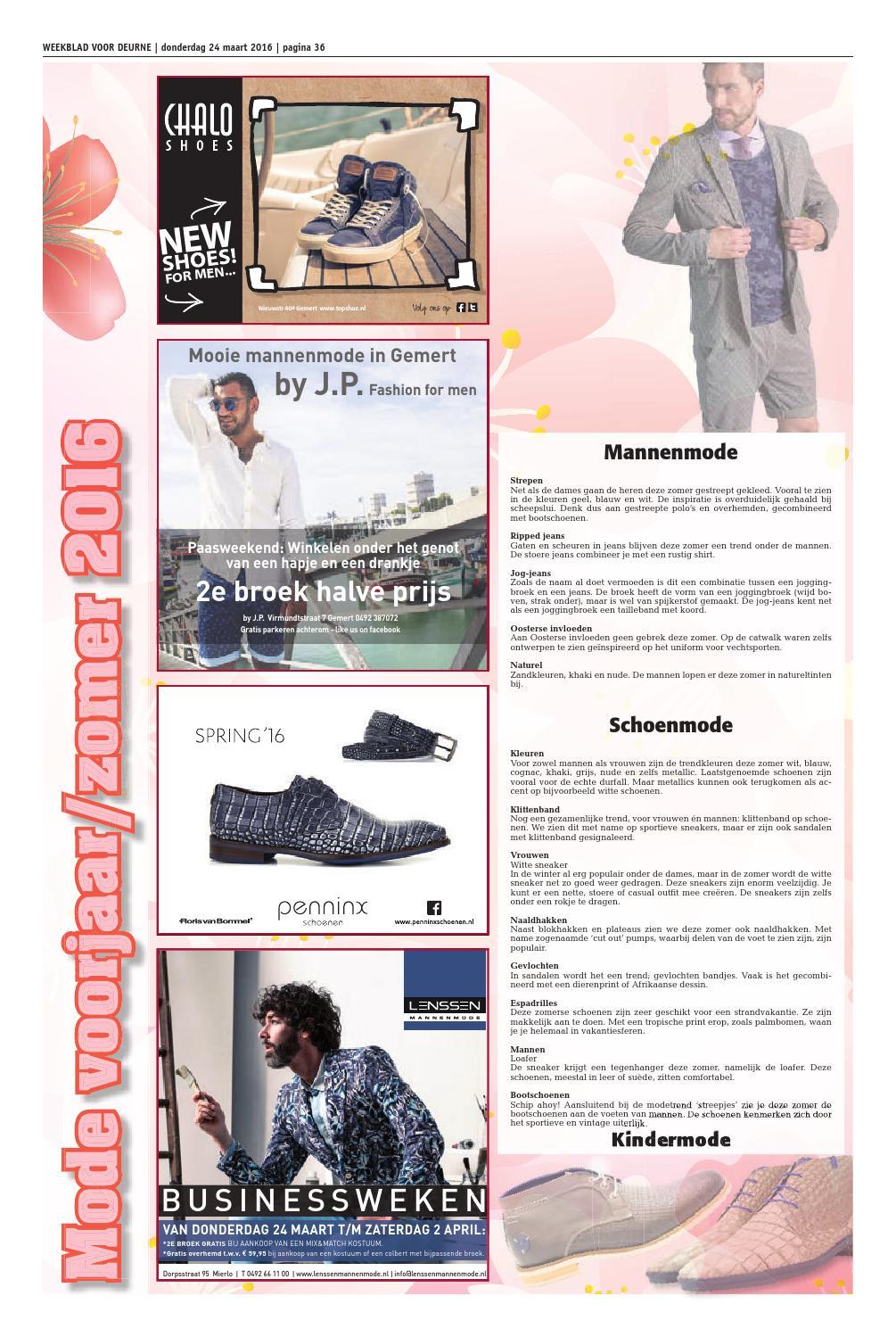 Joggingbroek Van Spijkerstof.Weekblad Voor Deurne Wk12 By Das Publishers Issuu