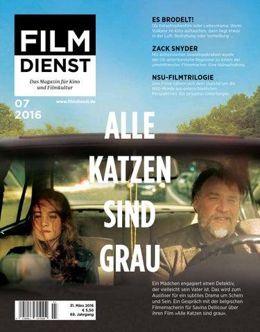 Filmdienst 7 2016 By Filmdienst Issuu