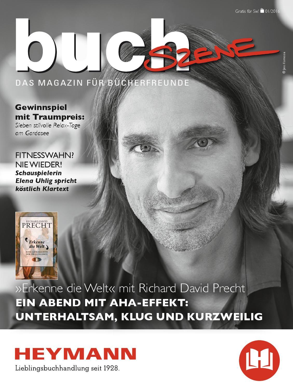Buchhandlung Heymann Buchszene Magazin 1 2016 By