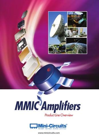 MMIC Amplifiers by Ivan Minin - issuu