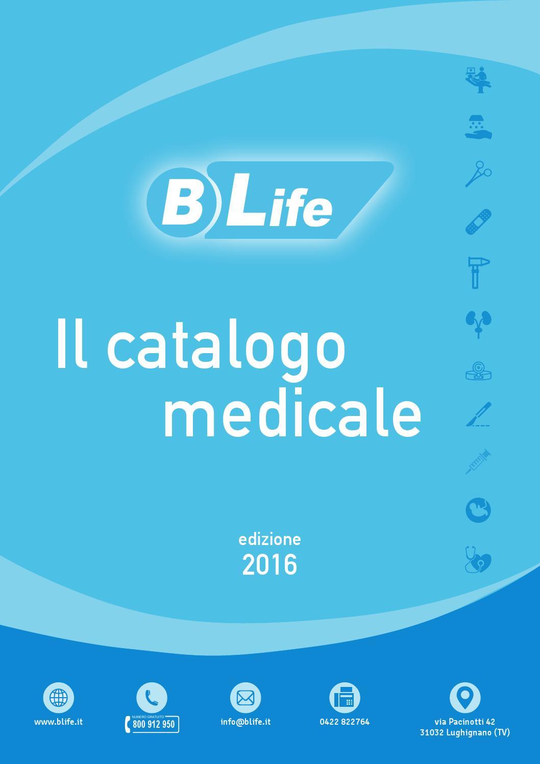 Catalogo medicale 2016 B Life by B Life Il catalogo medicale - issuu 3e74a2dce693