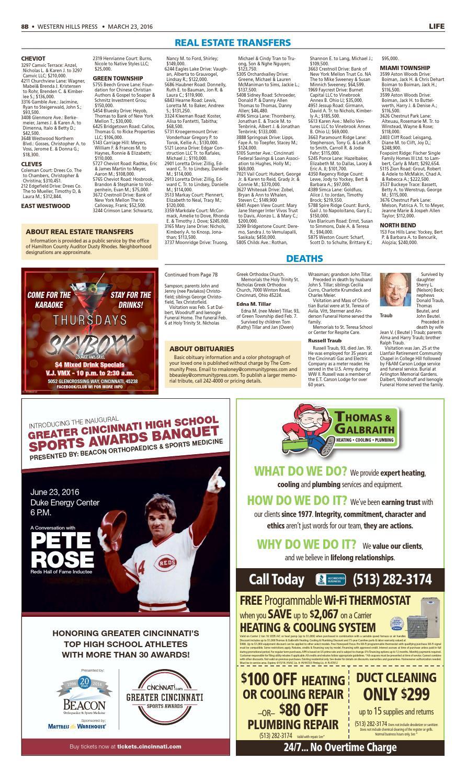 Western hills press 032316 by Enquirer Media - issuu