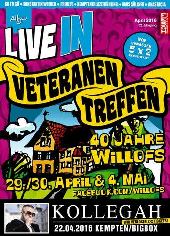 Allgäu LIVE IN (04 2016) by Live In Verlag - issuu