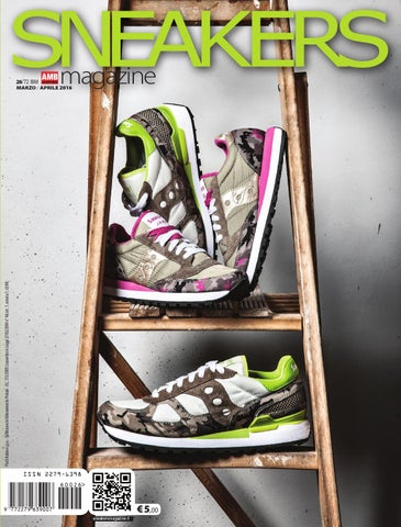 SNEAKERS magazine Issue 72 – Digital Edition by Sneakers Magazine ... 6620456d93d