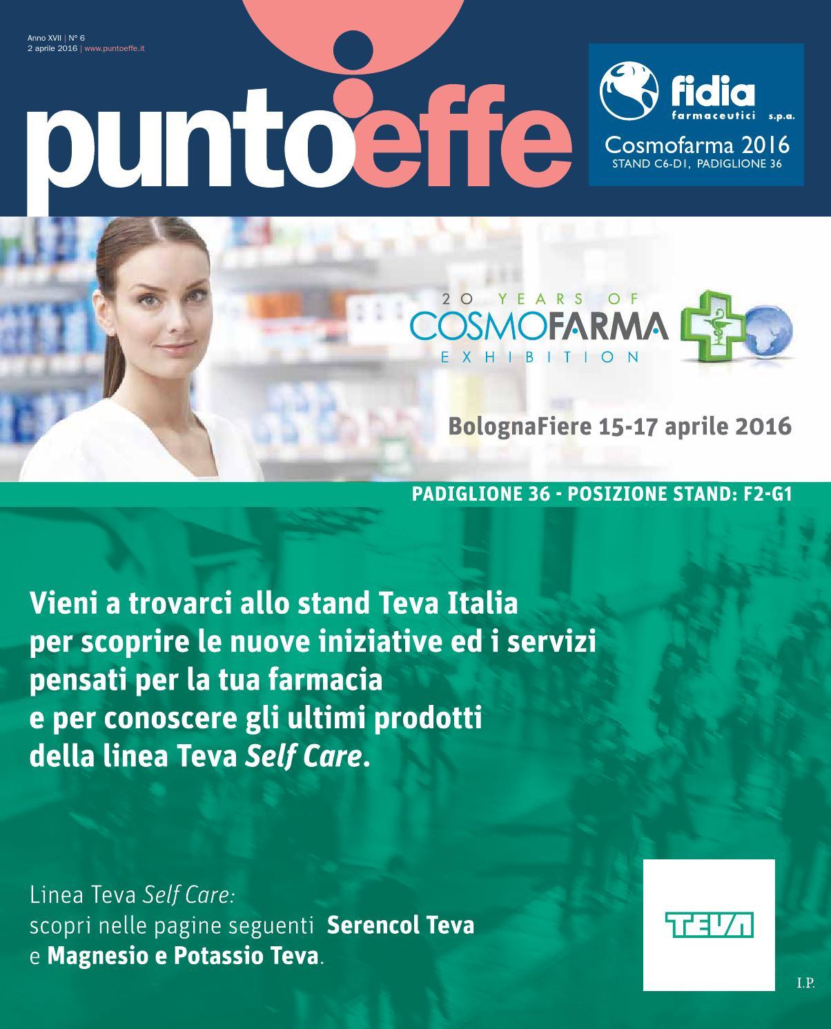 3da732c30ec7 Punto effe 6 2016 by Punto Effe - issuu