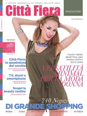 7127d70412db7b Città Fiera magazine primavera/estate 2016 by Città Fiera - issuu