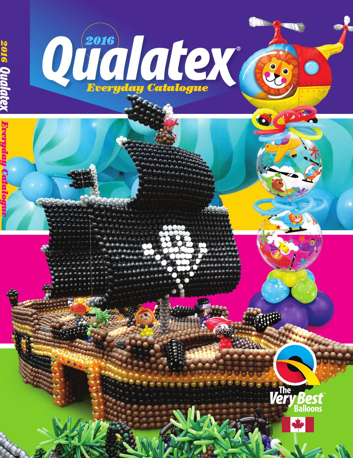 "Forme coeur blanc Qualatex 11 /""ballons de latex x 10"