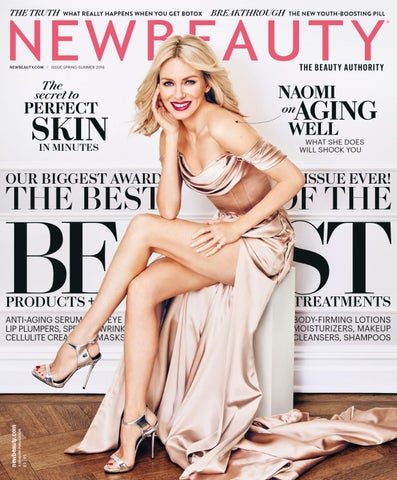 NewBeauty Issue 43 FL // Spring 2016