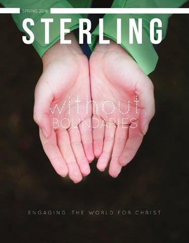 Spring 2016 Magazine by SterlingCollege - issuu
