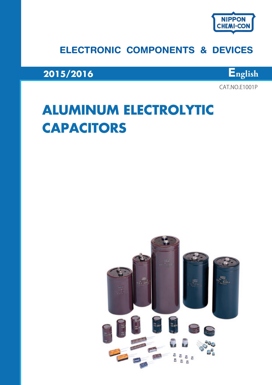 Aluminium Electrolytic Capacitosr 2015 2016 By Ivan Minin Issuu