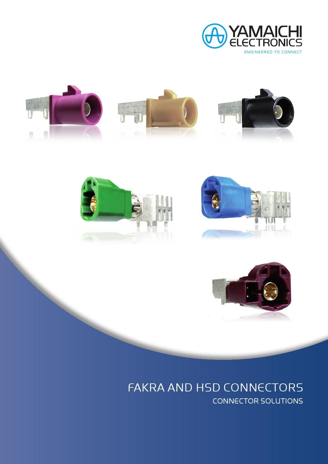FAKRA and HSD CONNECTORS by Ivan Minin - issuu