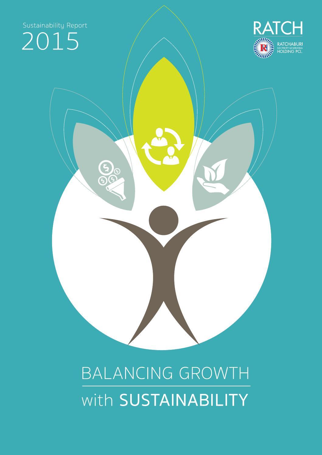Sustainability Report 2015 By Nat Kim Issuu