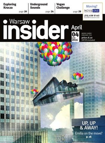 best loved 17a14 2d667 Warsaw Insider April 2016  236 by Valkea Media Pro - issuu