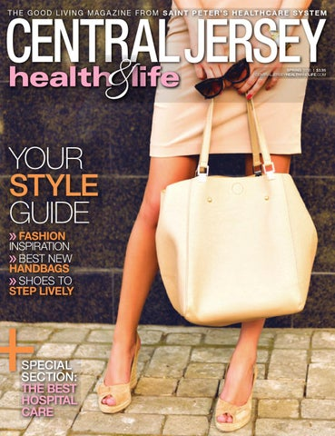 6008c9b674d9 Central Jersey Health   Life  Spring 2016 by Wainscot Media - issuu