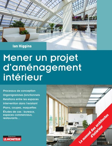 Mener un projet d 39 am nagement int rieur by infopro digital for Programme amenagement interieur