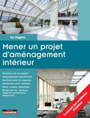 Mener un projet d 39 am nagement int rieur by infopro digital for Programme amenagement interieur