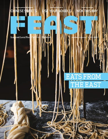 April 2016 Feast Magazine
