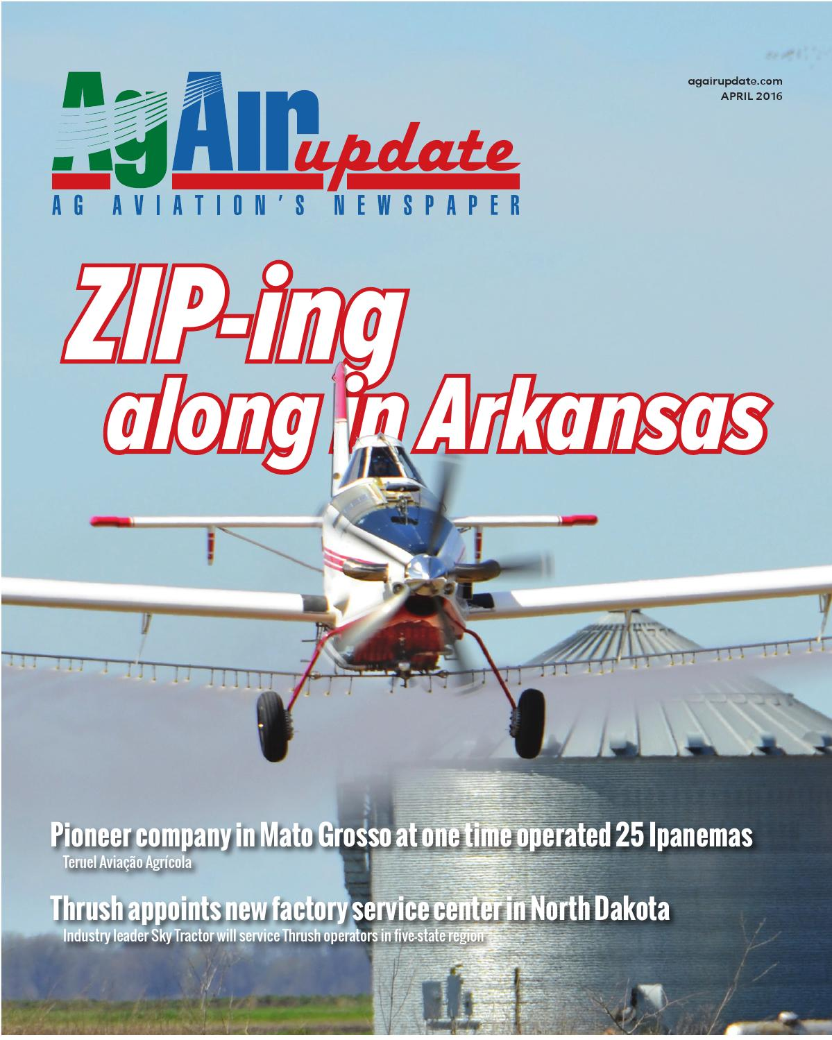 April 2016 Us Edition In English By Agair Update Issuu Make Yourself Visible To Others When Your Flying Strobe Lights