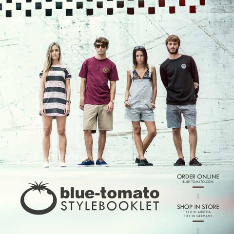d765266b38bede Blue Tomato Sommer Katalog 2016 by Blue Tomato - issuu